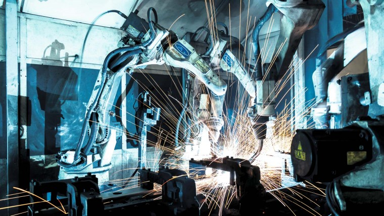 The next industrial revolution - Industry 4.0 - is coming